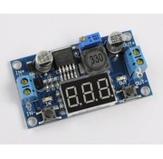 Step Down Converter with Led Display