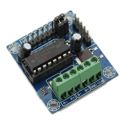Mini Motor Driver expansion Module, Based on the L293D Chip