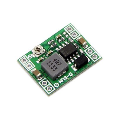 Mini Step Down Module 3A, Small Yet Powerfull