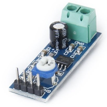 Mini Amplifier Module, 200 x Amplification Factor
