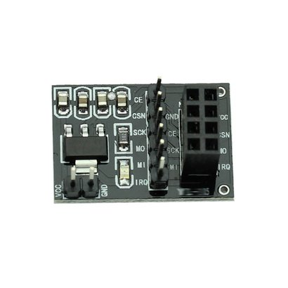 Socket Adaptor for NRF24l01 Wireless Module