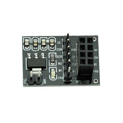 Socket Adaptor voor NRF24l01 Wireless Module