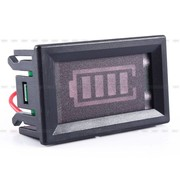 Battery Control, Voltage Meter