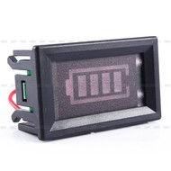 Battery Control, Voltage Meter