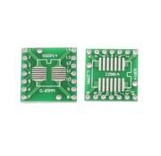SMT Breakout PCB voor SOIC-14 of TSSOP-14