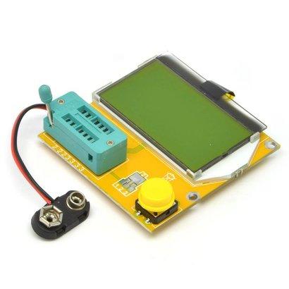 LCR T4 ESR Measurement module for testen transistors, inductors and capacitors