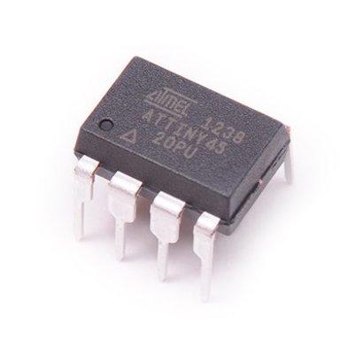 Atmel ATTiny45, Microcontroller