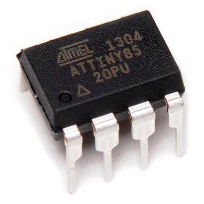 Atmel ATTiny85, Microcontroller