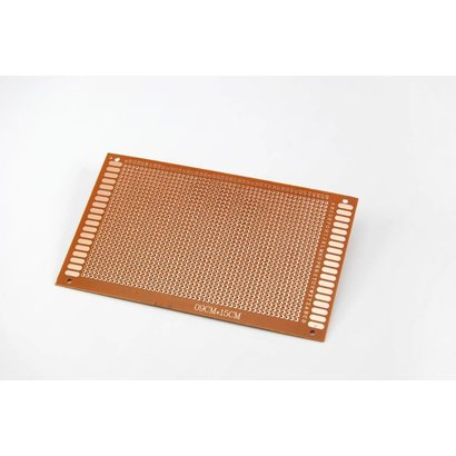 Experimentboard 15 x 9 Cm, Singlesided