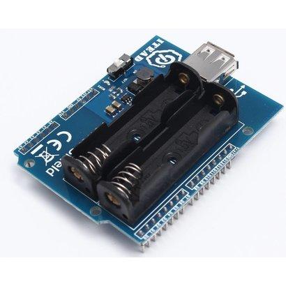 Power Shield met USB Poort