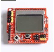 LCD 4884 Joystick Shield