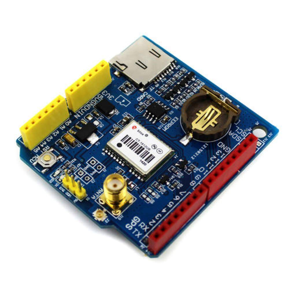 NEO6MV2 GPS Module with Arduino Uno HOW-TO