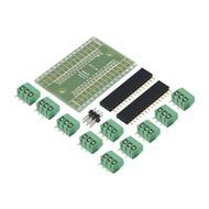 Arduino Nano I/O Schroefklem Shield