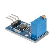 NE555 Mini frequency pulse generator
