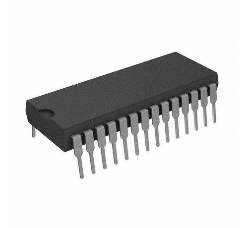 Microchip HV5812P 20-Channel Serial-Input Vacuum Fluorescent Display Driver for Anode or Grid
