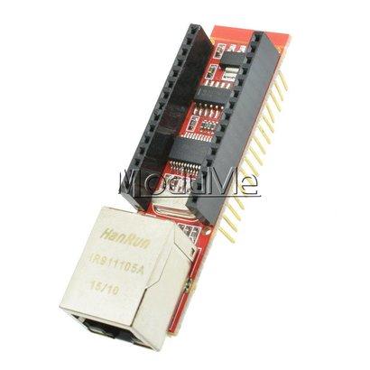 Nano ENC28J60 Ethernet Shield V1.0