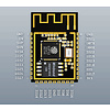 ESP-32S WROOM Bluetooth WIFI Module Dual Core CPU