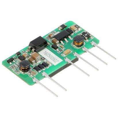 Aimtec AC/DC Converter 5 Volts 1 Amp, Micro Size, AIMTEC AMEOF5-5SJZ