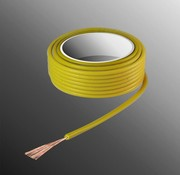 HELUKABEL Project Wire H05V-K 2.5 x 0.5mm², Stranded Core, Flame Retardant - Yellow