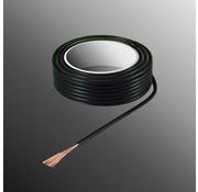 HELUKABEL Project Draad H05V-K 2,5 x 0,5mm², Multivezel Kern, Brand Vertragend - Zwart
