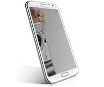 Samsung Galaxy Note 2 screenprotector spiegel