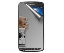 Samsung Galaxy S4 screenprotector spiegel