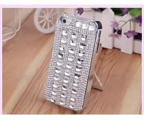 Diamond bling telefoonhoesje voor je HTC One (M7)