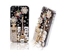 I love Paris-Fantasy case voor Apple Iphone 4/4S