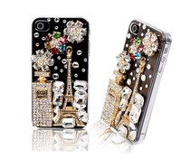 I love Paris-Fantasy case voor Apple Iphone 5/5S