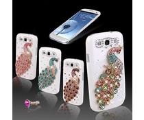 Pauw Bling case! telefoonhoesje voor Samsung Galaxy S3 mini