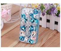 Bling telefoon hoesje voor Apple Iphone 4/4S