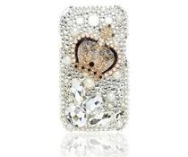 Royal bling telefoon hoesje voor je HTC One (M7)
