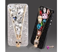 Strass-Fantasy telefoon hoesje voor je Apple Iphone 5/5S