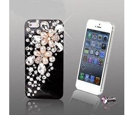 Diamonds & Pearls bling telefoon hoesje voor Samsung Galaxy S4 mini