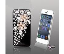 Diamonds & Pearls bling telefoon hoesje voor Apple Iphone 5/5S