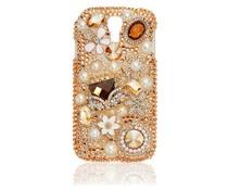 Glitterfantasie bling telefoon hoesje voor HTC One (M7)