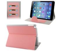 Roze hoes met standfunctie voor Apple iPad Air