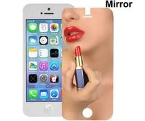 Apple iPhone 5C screenprotector spiegel