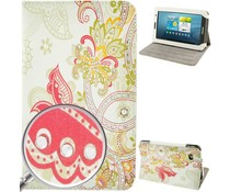Bling butterfly hoes voor je Galaxy Tab 2 (7 inch)