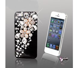 Diamonds & Pearls bling telefoon hoesje voor Samsung Galaxy Note 3