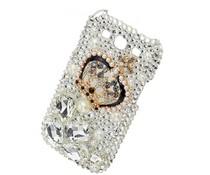 Royal bling telefoon hoesje voor HTC One mini