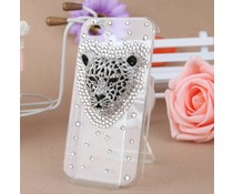 Luipaard Bling! telefoonhoesje Samsung Galaxy S4 mini