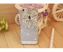 Too cute bling telefoonhoesje Apple iPhone 5/5S