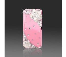 Girlie Bling! Telefoonhoesje HTC One (M7)