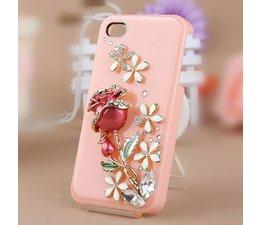 Girlie rose Bling! telefoonhoesje Samsung Galaxy S4 mini