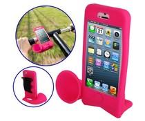 Handsfree speaker voor Apple Iphone 5/5S en 5C, roze