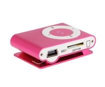Geinige kleine MP3 speler, roze