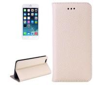 PU leren Apple Iphone 6 bookcase met ruimte voor pasjes (4.7 inch)
