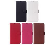 Samsung Galaxy S5 mini  PU leren bookcase diverse kleuren