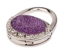 Tassenhanger glinsterende fashion diamond style diverse kleuren